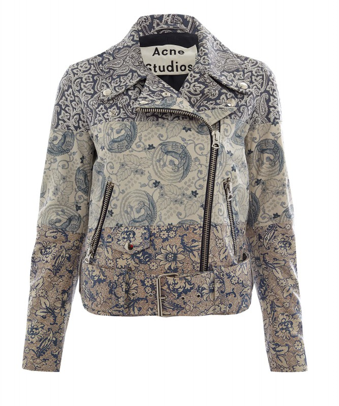Acne x Liberty- -ú2,700- liberty.co.uk