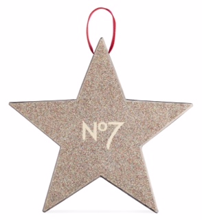 No7 Star Bauble, £6, Boots